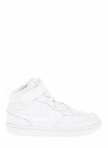 Nike Court Borough Mid 2 Beyaz